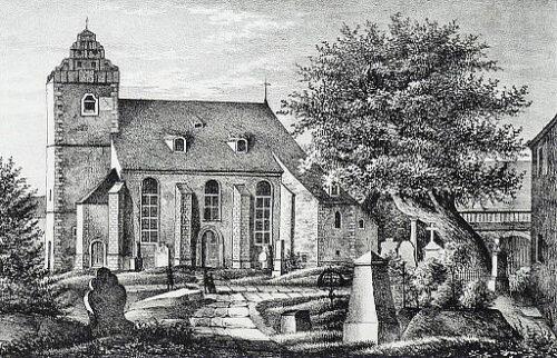 Sachsens Kirchen-Galerie. Inspectionen Dresden, Meissen und St. Afra (Dresden: Hermann Schmidt 1837)